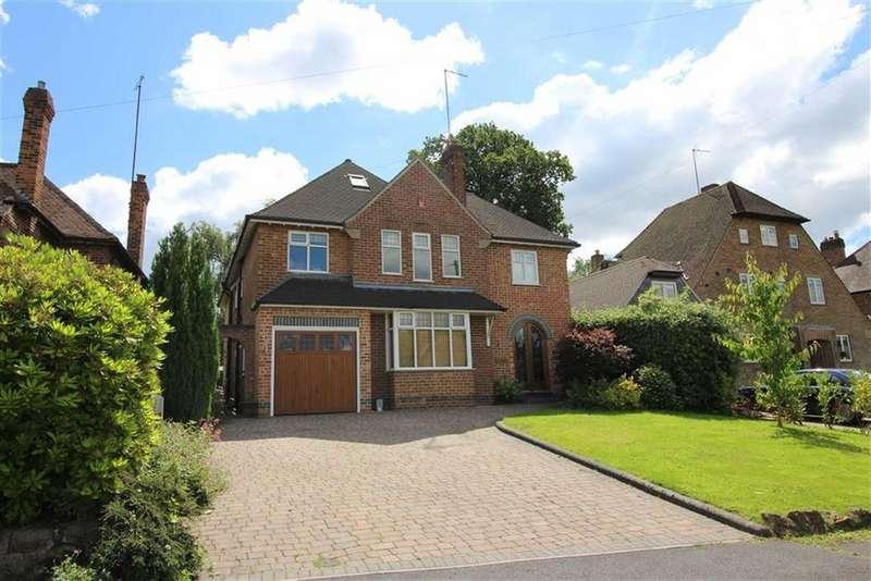 6 Bedrooms Detached House for sale in Evans Avenue, Allestree, Derby