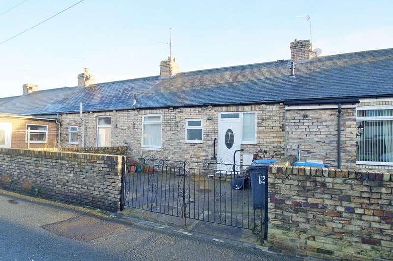 2 Bedrooms Terraced Bungalow for sale in George Street, Esh Winning