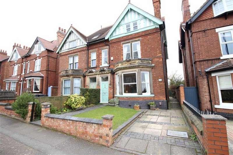 5 Bedrooms Semi Detached House for sale in Belper Road, Derby, Derby