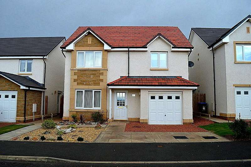 5 Bedrooms Detached House for sale in Whitehall Road, Chirnside, Duns, Berwickshire, Scottish Borders