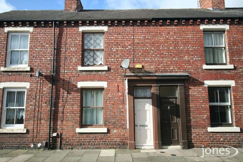 2 Bedrooms Terraced House for sale in Bute Street, Stockton on Tees, TS18 1NX
