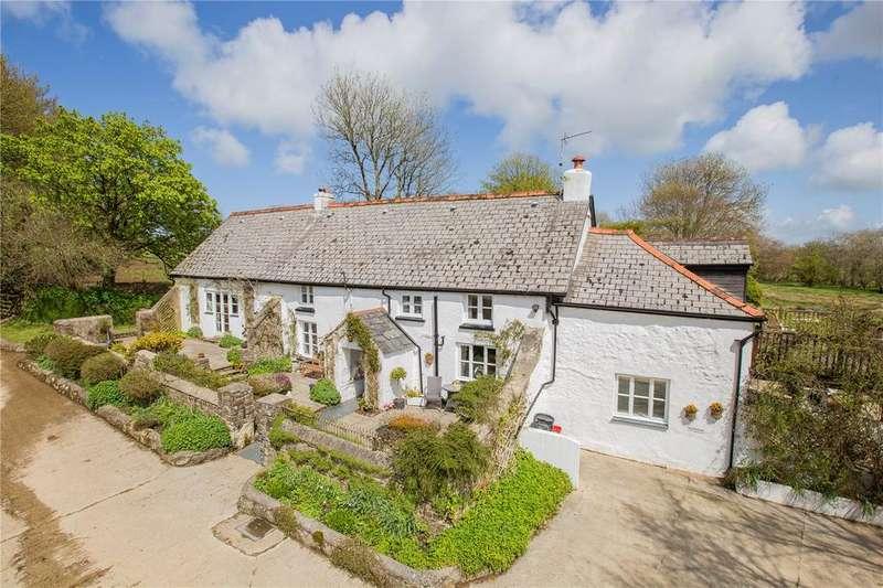 5 Bedrooms Farm Commercial for sale in Leworthy Mill Farm, Woolsery, Bideford, Devon, EX39