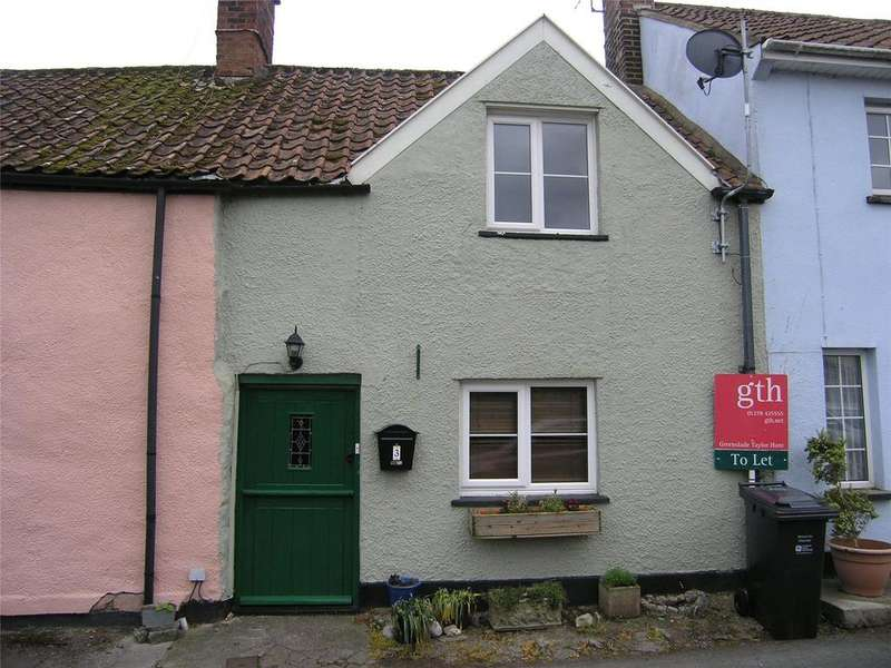 2 Bedrooms Terraced House for rent in Mill Lane, Cannington, Bridgwater, Somerset, TA5