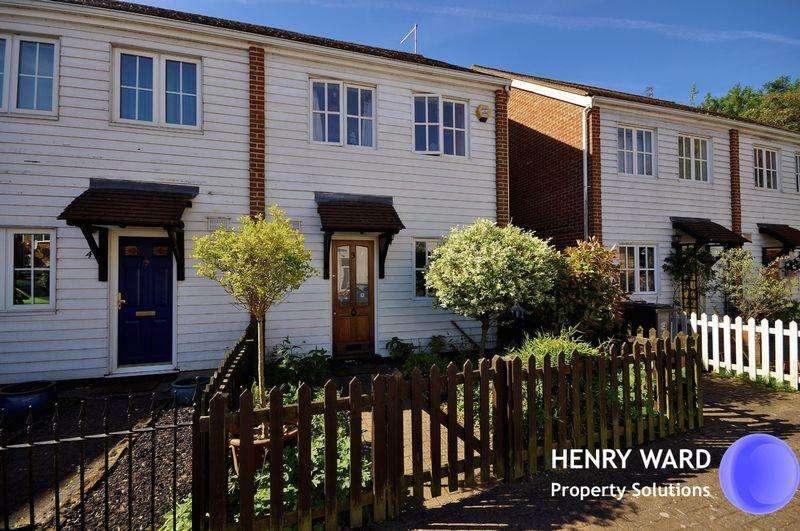 4 Bedrooms Semi Detached House for sale in Cornmill Mews Highbridge Street, Waltham Abbey