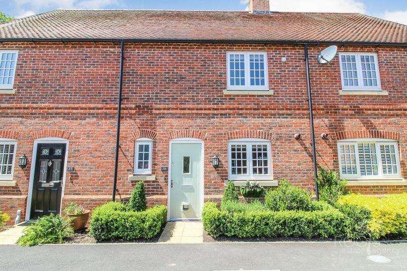 3 Bedrooms Terraced House for sale in Maida's Way, Aldermaston Village