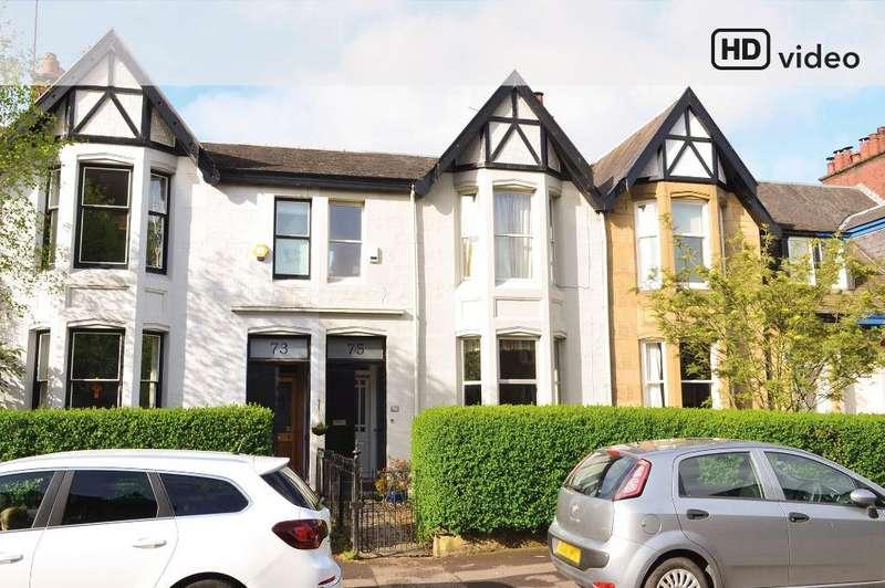 3 Bedrooms Terraced House for sale in Earlbank Avenue, Scotstoun, Glasgow, G14 9DU