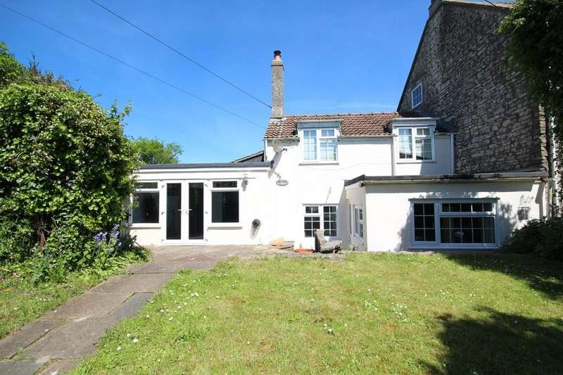 2 Bedrooms Semi Detached House for sale in Clutton Hill, Clutton