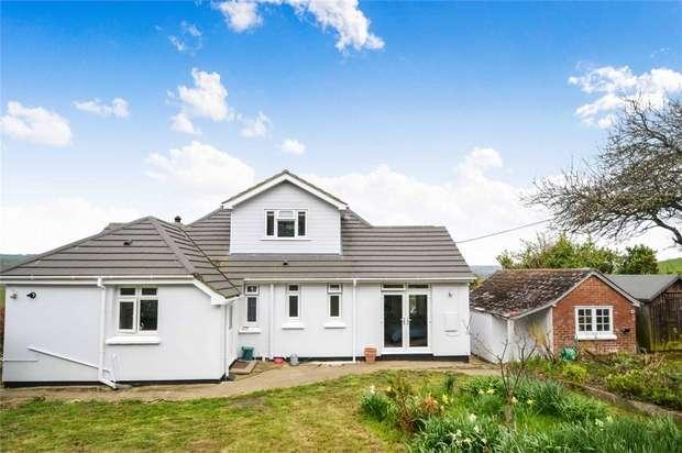 3 Bedrooms Detached Bungalow for sale in Eastleigh, Bideford, Devon