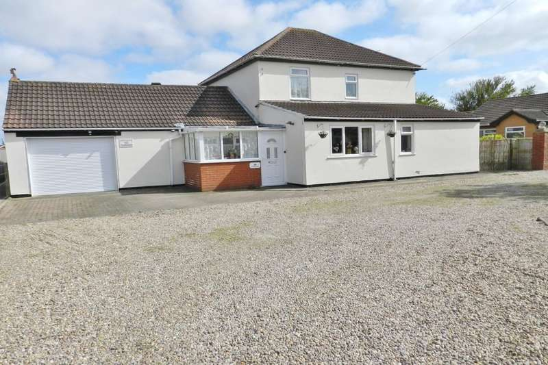 4 Bedrooms Detached House for sale in Queens Road, Sutton-On-Sea, Mablethorpe, LN12