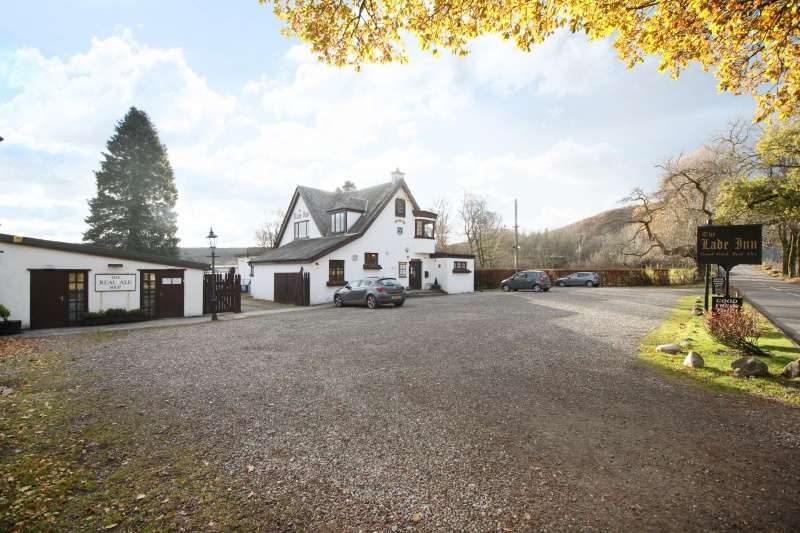 3 Bedrooms Commercial Property for sale in Kilmahog, Callander, FK17 8HD