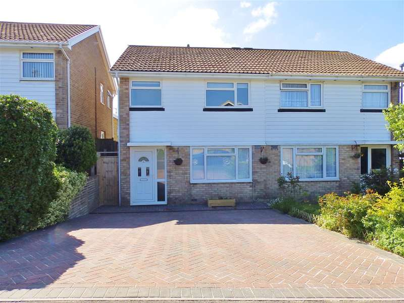3 Bedrooms Semi Detached House for sale in Constable Road, Eastbourne