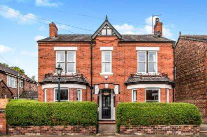 4 Bedrooms Detached House for sale in Whitelake Avenue, Urmston, Manchester, Greater Manchester