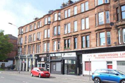 1 Bedroom Flat for sale in Dumbarton Road, Partick, Glasgow