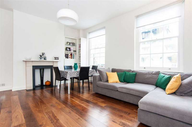 2 Bedrooms Flat for sale in Blenheim Terrace, St John's Wood, London, NW8