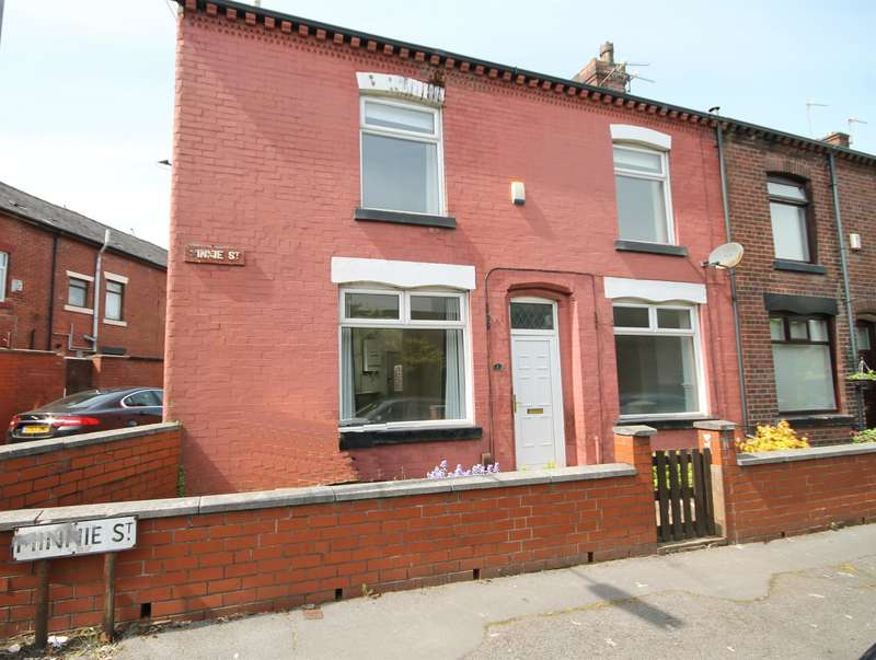 3 Bedrooms Terraced House for sale in Minnie Street, Deane, Bolton, BL3 4EF