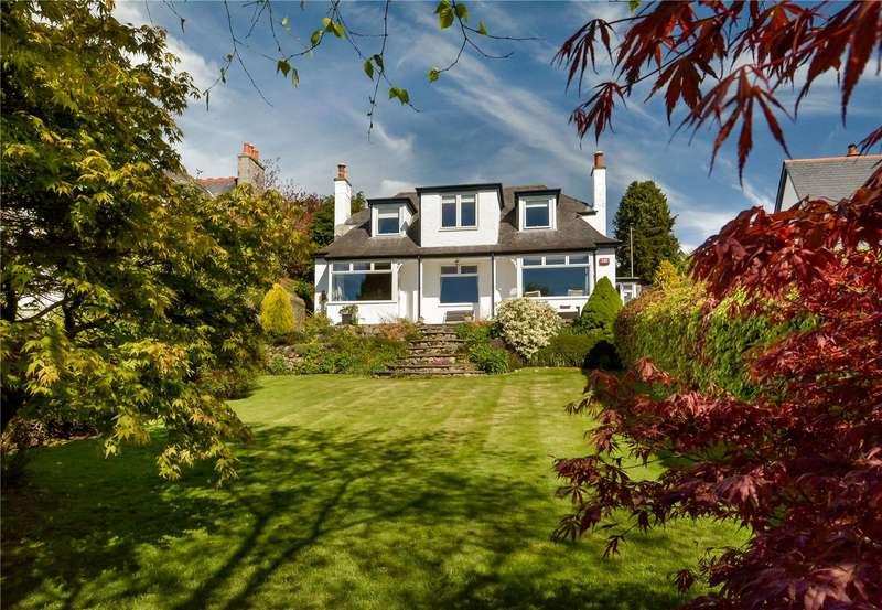 4 Bedrooms Detached House for sale in Rhicuillin, 9 Golfview Road, Bieldside, Aberdeen, Aberdeenshire, AB15
