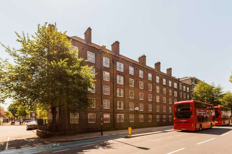 3 Bedrooms Flat for sale in Bow Road, Bow, E3
