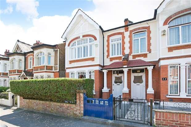 5 Bedrooms End Of Terrace House for sale in Holmdene Avenue, Herne Hill