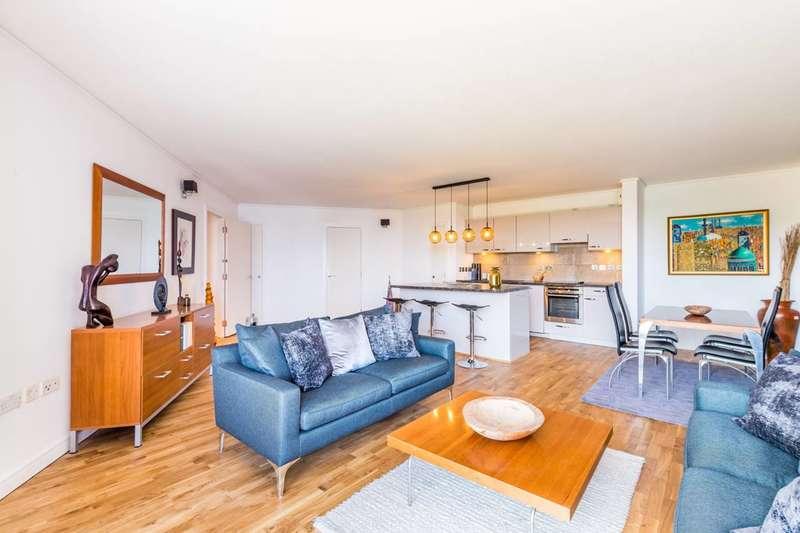 2 Bedrooms Flat for sale in Renaissance Walk, Greenwich, SE10