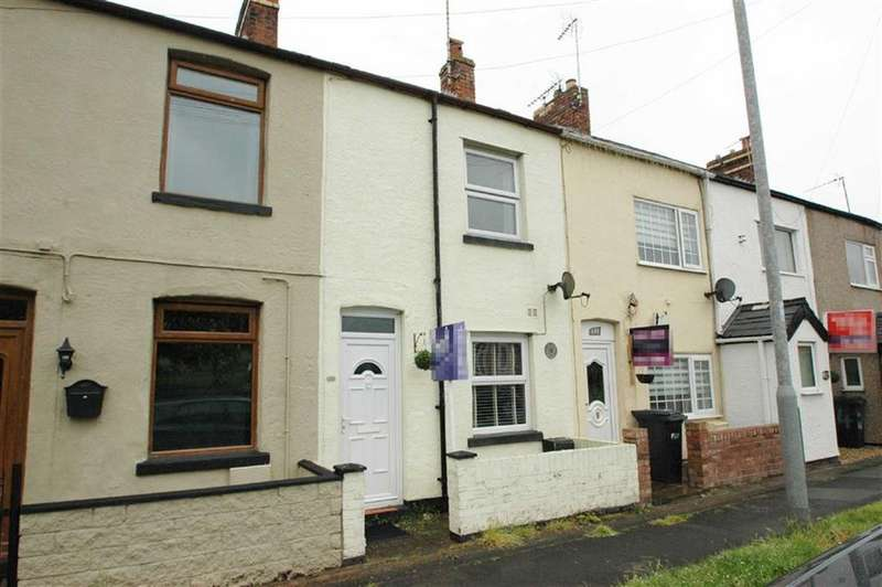 2 Bedrooms Terraced House for sale in Chester Road, Oakenholt, Flint