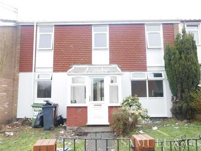 3 Bedrooms Terraced House for rent in Harden Road, Walsall