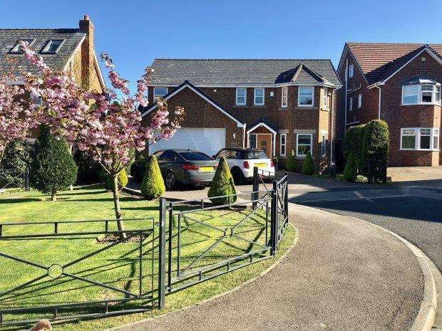 4 Bedrooms Detached House for sale in FIELDHOUSE FARM, SEAHAM, SEAHAM DISTRICT