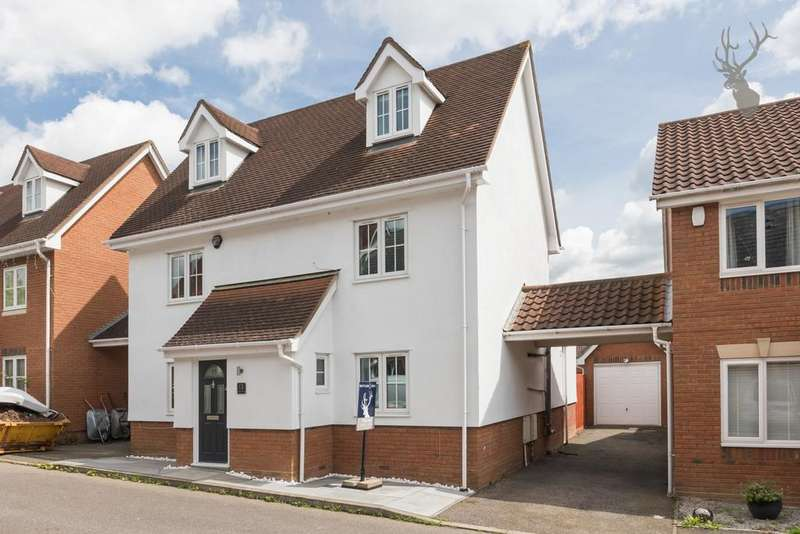 4 Bedrooms House for sale in Hayden Road, Waltham Abbey, EN9