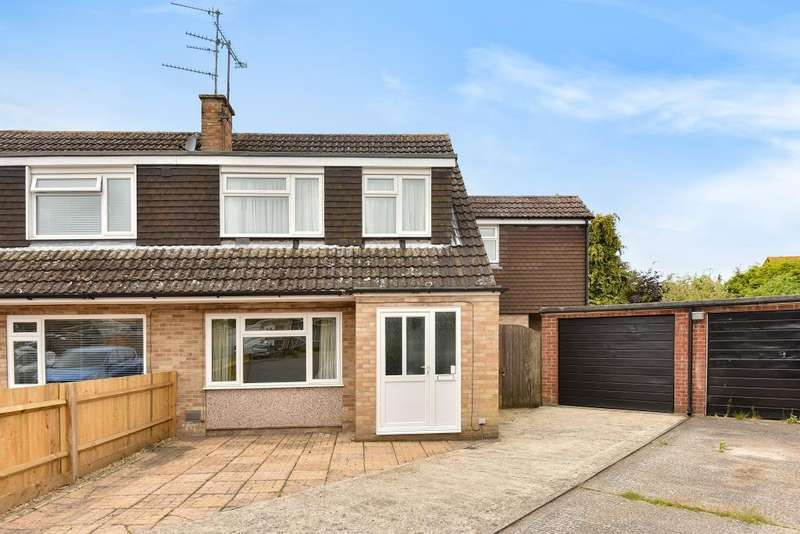 4 Bedrooms House for sale in Curlew Close, Thatcham, RG19