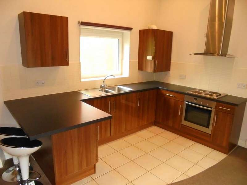 2 Bedrooms Penthouse Flat for rent in Apartment 17 Barwick Court