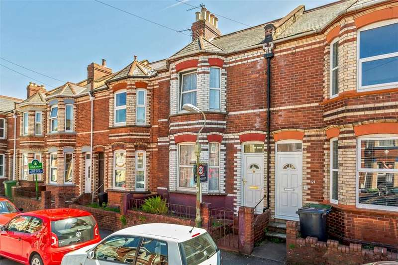 4 Bedrooms Terraced House for sale in Priory Road, Exeter, Devon, EX4