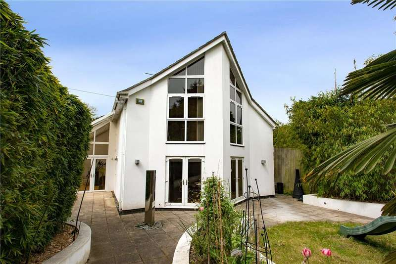 4 Bedrooms Detached House for sale in Thwaite Road, Poole, Dorset, BH12