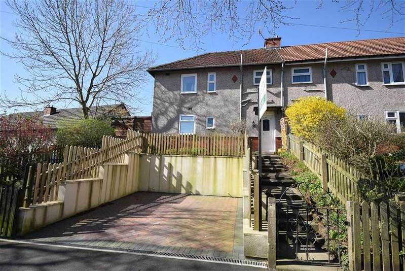 3 Bedrooms Terraced House for sale in Harrison Drive, Colne, Lancashire