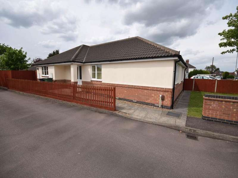 3 Bedrooms Bungalow for rent in Highway Road, Thurmaston,