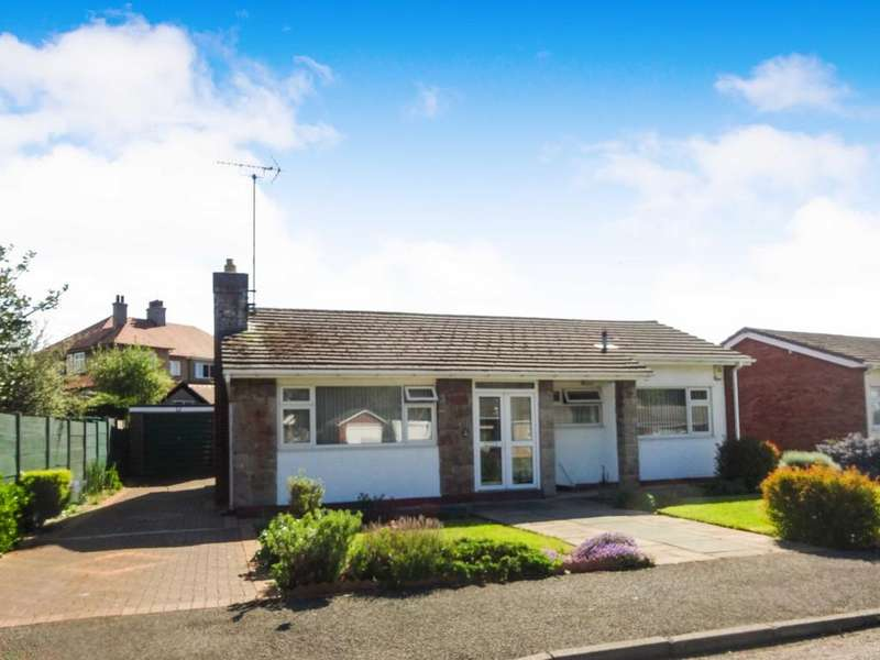 2 Bedrooms Detached Bungalow for sale in Kinmel Avenue, Abergele