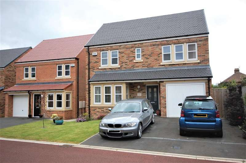 4 Bedrooms Detached House for sale in Annan Gardens, Saltburn TS12
