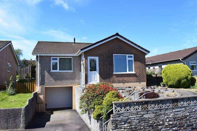 3 Bedrooms Detached Bungalow for sale in Liskeard, Cornwall