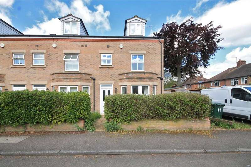 3 Bedrooms End Of Terrace House for sale in Oxford Road, Cambridge, CB4