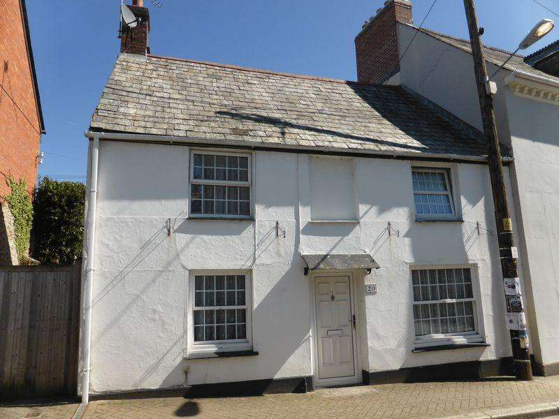2 Bedrooms Terraced House for sale in North Street, Lostwithiel