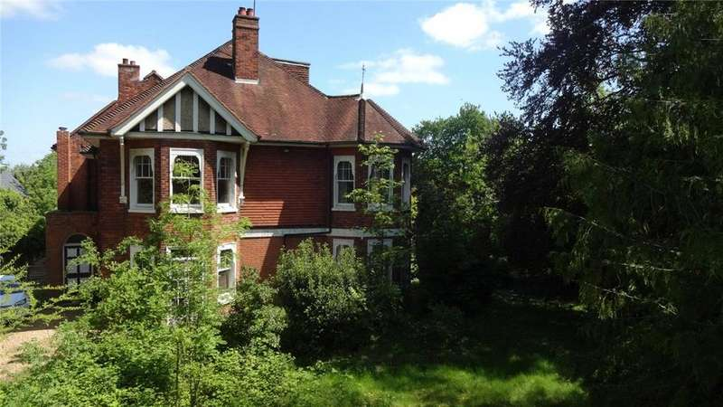 6 Bedrooms Detached House for sale in Hills Road, Cambridge, CB2