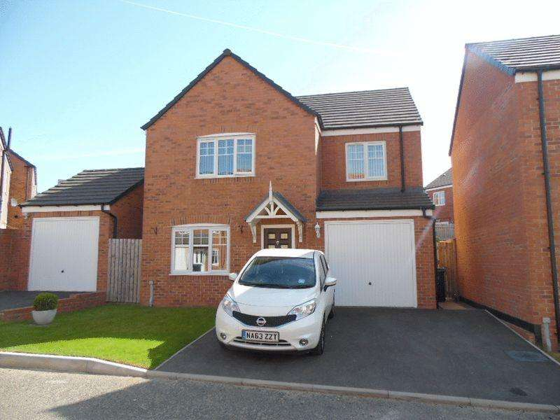 4 Bedrooms Detached House for sale in Cullen Drive, Chester Le Street