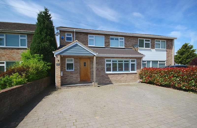 4 Bedrooms Semi Detached House for sale in High Street, Henlow, SG16