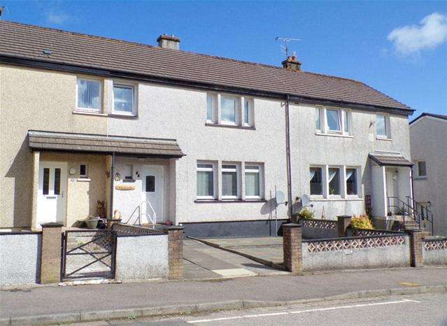 3 Bedrooms Terraced House for sale in 86 Ralston Road, Campbeltown, PA28 6LF