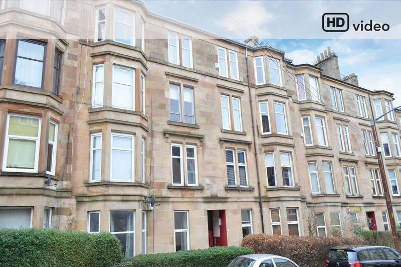 1 Bedroom Flat for sale in Walton Street, Flat 1/1, Shawlands, Glasgow, G41 3LG
