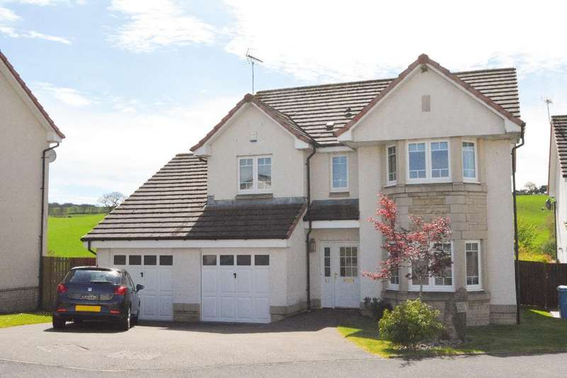 5 Bedrooms Detached House for sale in Venachar Road, Falkirk, Falkirk, FK1 5UP