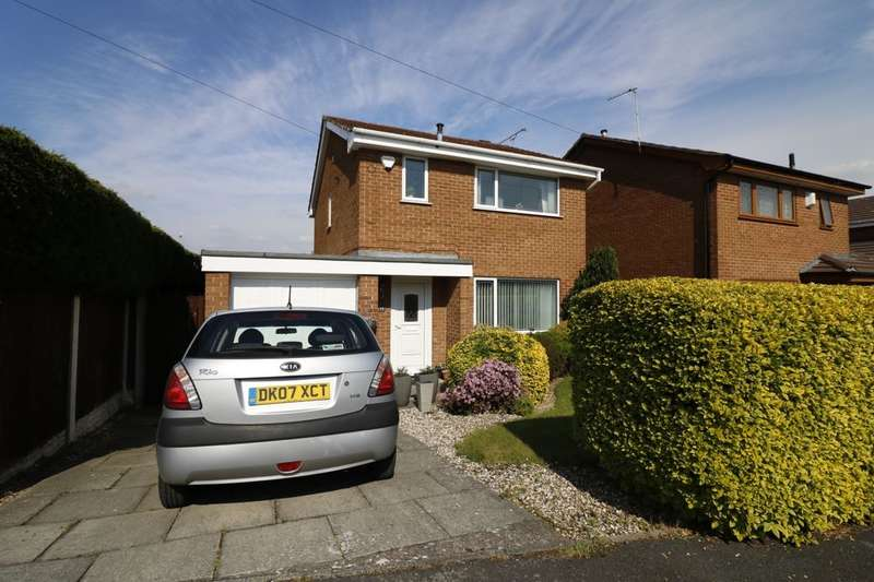 3 Bedrooms Detached House for rent in Fairways Drive, Ellesmere Port, CH66