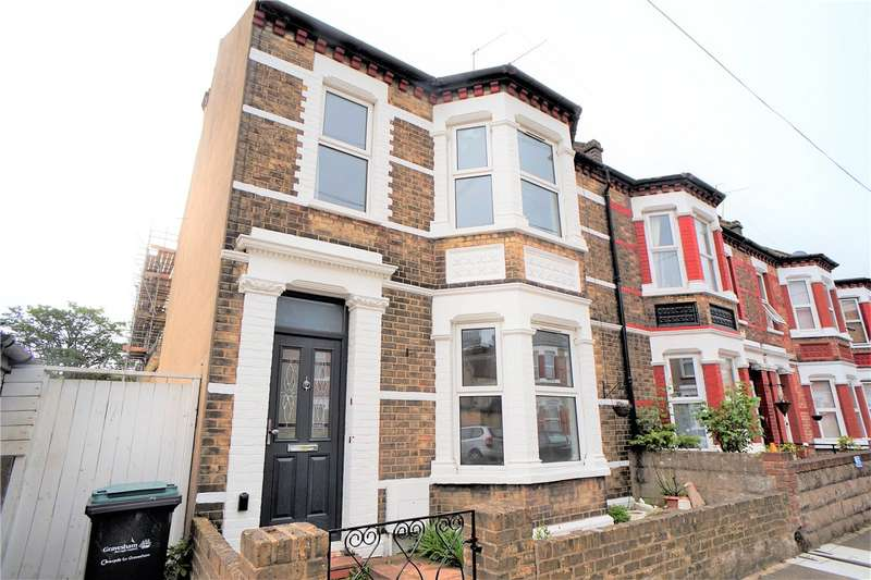 3 Bedrooms End Of Terrace House for sale in Cumberland Avenue, Gravesend, Kent, DA12
