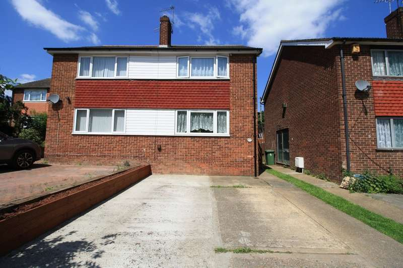 2 Bedrooms Semi Detached House for sale in Church Lane, Purfleet