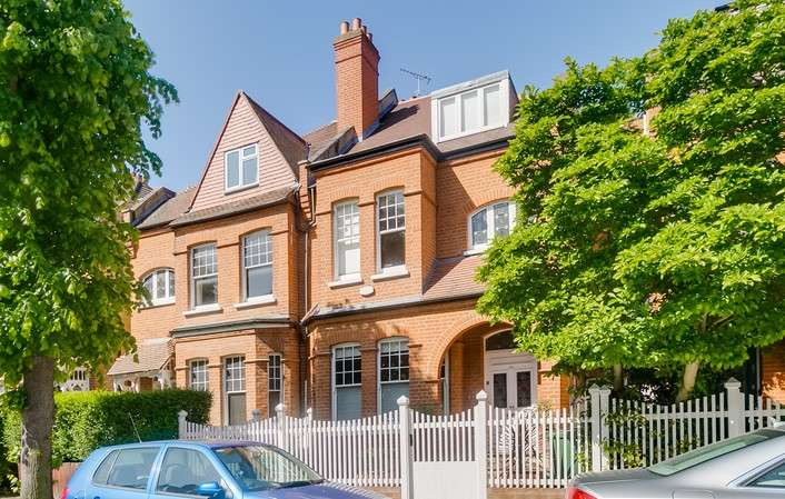 6 Bedrooms Terraced House for sale in Esmond Road, Chiswick