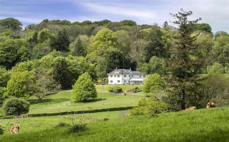 6 Bedrooms Detached House for sale in Grenofen, Tavistock, Devon, PL19