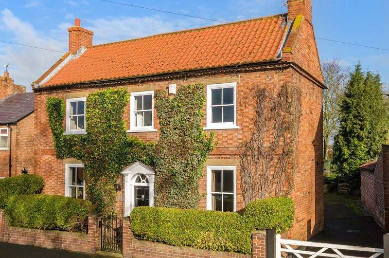 4 Bedrooms Detached House for sale in Main Street, Farndon, Newark, NG24